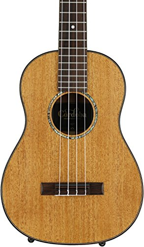 Cordoba 30T All Solid Tenor Ukulele with Polyfoam Case