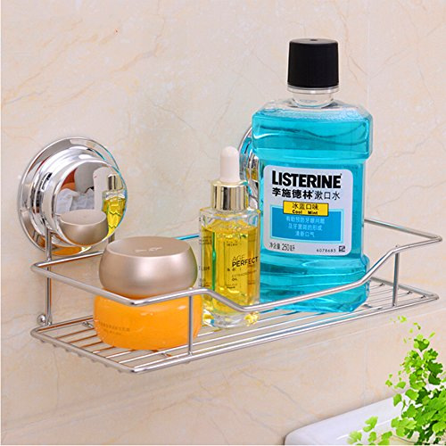Gaoyu Suction Cup Wall Mounted Bathroom Kitchen Toilet Shelf  Only $11.99 (Was $99.99)