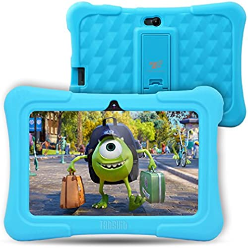 Dragon Touch Y88X Plus 7 inch Kids Tablet 2017 Disney Edition, Quad Core CPU, Android 5.1 Lollipop, IPS Display, Kidoz Pre-Installed w/ Bonus Coupons