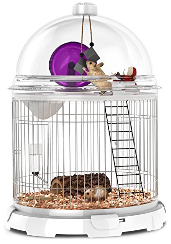 Small Animal Tank (BioBubble Small Animal Bundle - White)
