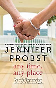 Any Time, Any Place (The Billionaire Builders Book 2) by [Probst, Jennifer]