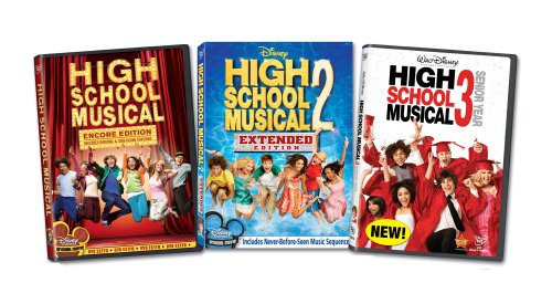 High School Musical 1-3 (High School Musical Collection)