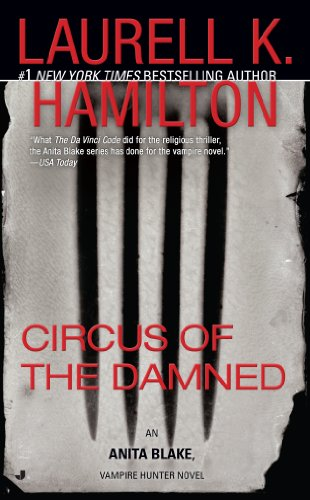 book cover of Circus of the Damned