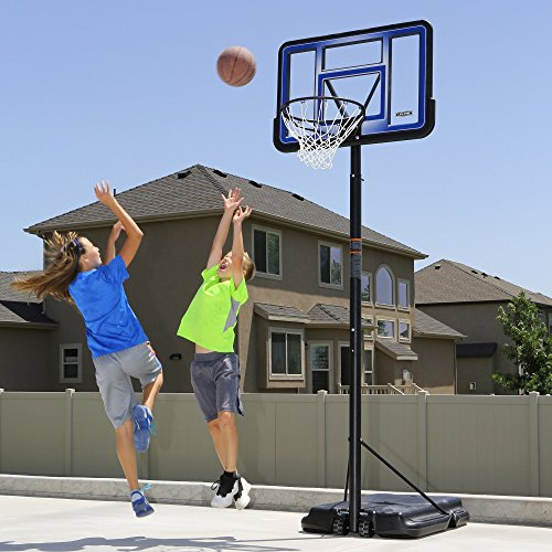 081483000725 - Lifetime 1270 Pro Court Portable Basketball System, 42 Inch Backboard carousel main 6
