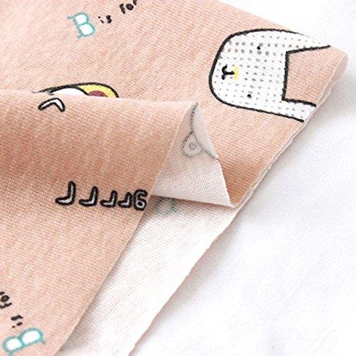 Sciarpa di scaldino del Collo del Cotone delle Ragazze dei Ragazzi Sciarpa di Sciarpa del Ciclo Infinito della Sciarpa Dosige scaldino del Bambino Sciarpa di Cotone Cactus-1