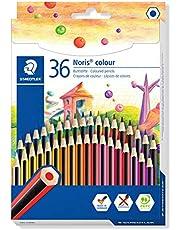 Kredki Noris colour Wopex szesciokatne 36 kolorów