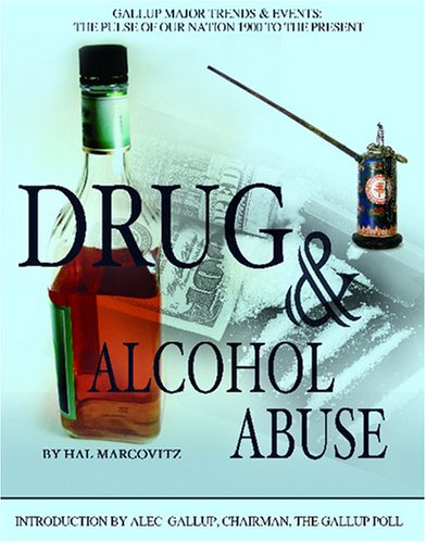 Drug & Alcohol Abuse (Gallup Major Trends And Events)