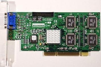 Diamond Fire 1000 Pro ATX AGP - Tarjeta gráfica id3172 ...