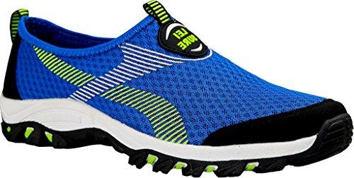 Sportive Traspirante Scarpe Scarpe Mesh Corsa Running All'Aperto Uomo Blu Acqua Donna Fitness Sneakers da Gaatpot EHIqH8