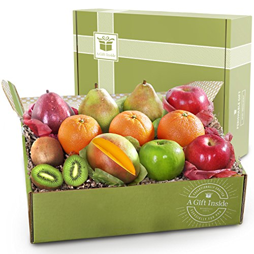 Golden State Fruit Deluxe Collection Fruit Gift Box by Golden State Fruit