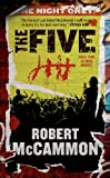 The Five by Robert McCammon front cover