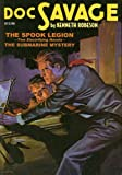 The Spook Legion/the Submarine Mystery, Kenneth Robeson and Lester Dent, 1932806598