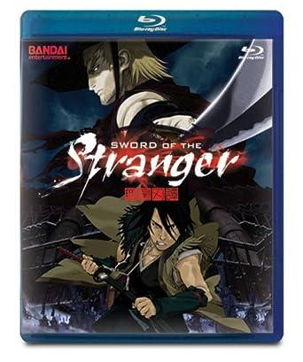 Amazon Sword Of The Stranger Blu Ray Yki Chinen Tomoya