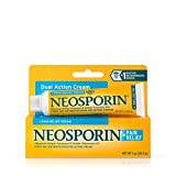 Neosporin + Pain Relief Cream Maximum Strength 1 oz