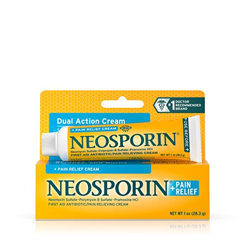 Neosporin Relief Cream Maximum Strength product image