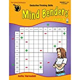 Mind Benders: Deductive Thinking Skills, Book 6, Grades 7-12+