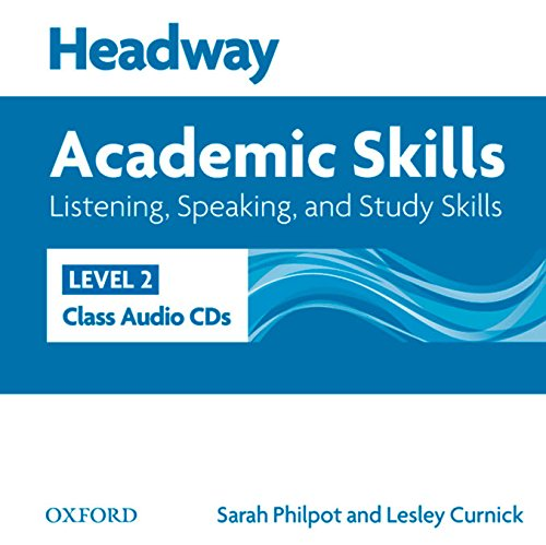 Headway 2 Academic Skills Listening and Speaking Class Audios