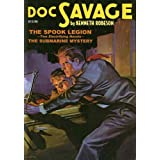The Spook Legion And The Submarine Mystery (Doc Savage)