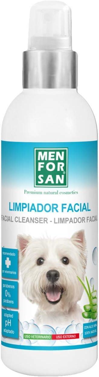 liquido para masaje facial para perro