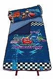 Disney Cars Nap Roll Sleeping Mat and Pillow Set