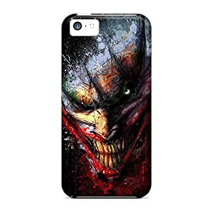 New Dc Comics - The Joker Cases Compatible With Iphone 5c