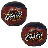 Cleveland Cavaliers Authorized NBA Product Softee Basketball (Set of 2 pieces)