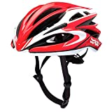 Kali Protectives Loka Helmet Medium/Large Crystal Red/White Review
