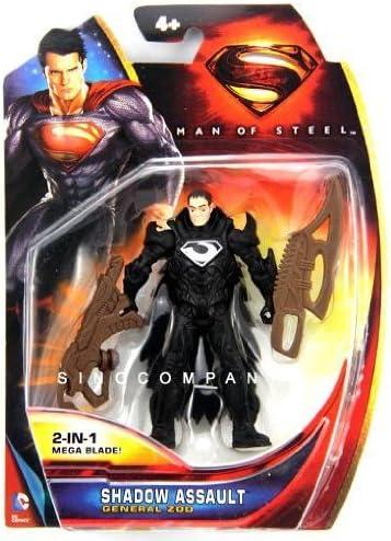 Superman Man of Steel DC Action Figure Blade General Zod
