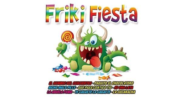 Fiesta Friki de The Salsa Friki Band en Amazon Music - Amazon.es