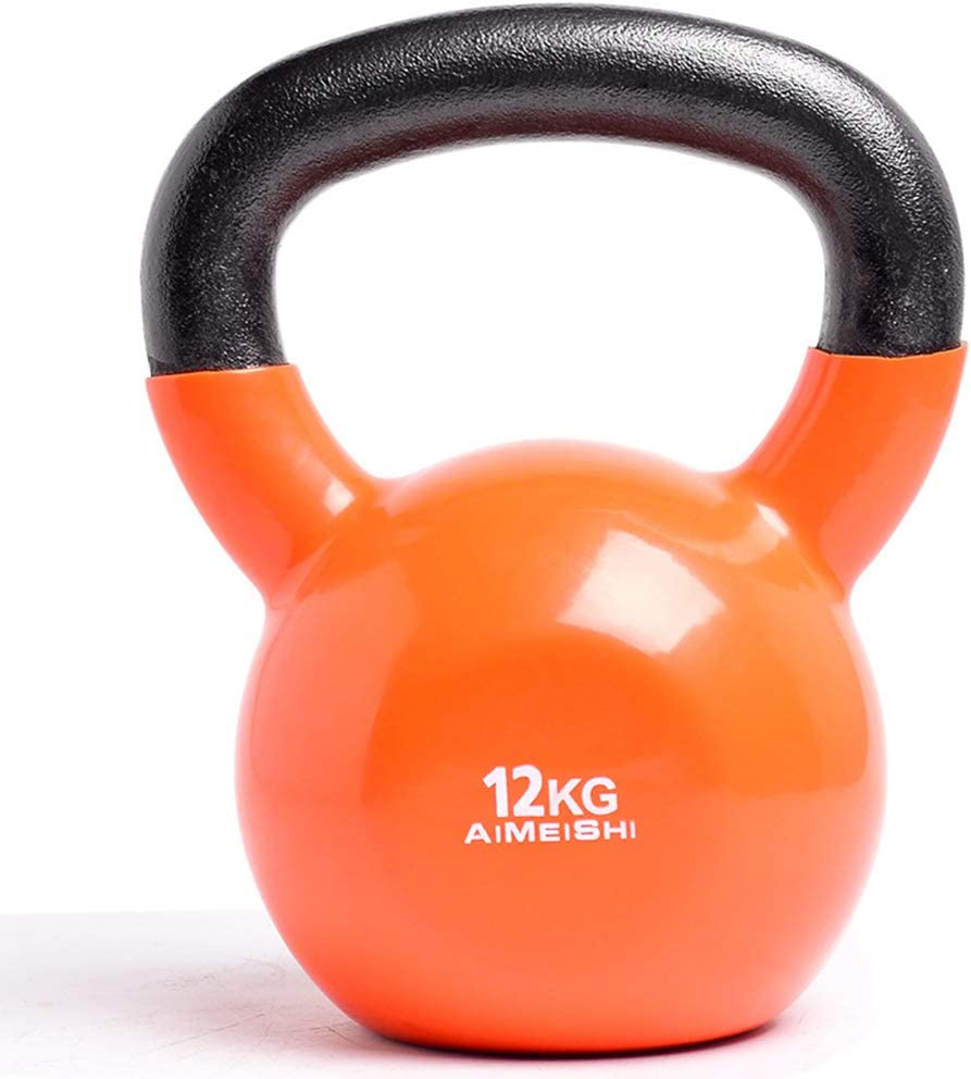 Competition Kettlebell Heavy Duty Weightlifting Bodybuilding Home Gym Fitness Equipment Weight Training 4, 6, 8, 12, 14, 15, 16, 18, 20, 24, 28, 32kg