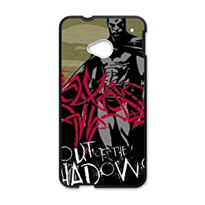 Batman Out of the Shadows HTC One M7 Cell Phone Case Black phone component AU_536000