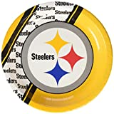 NFL Pittsburgh Steelers Disposable Paper Plate (20-Pack)