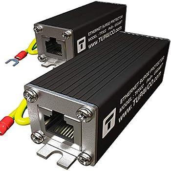 Ditek DTK-WM4NETS 4-channel wall mount surge network protector