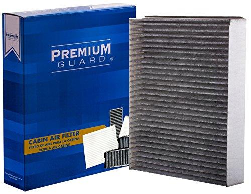 Premium Guard Cabin Air Filter PC9379 | Fits 1998-2009 Jaguar XJ8, 2004-2009 Jaguar XJR, 2006-2009 Jaguar Vanden Plas, 2008-2009 Jaguar Super V8 by Premium Guard