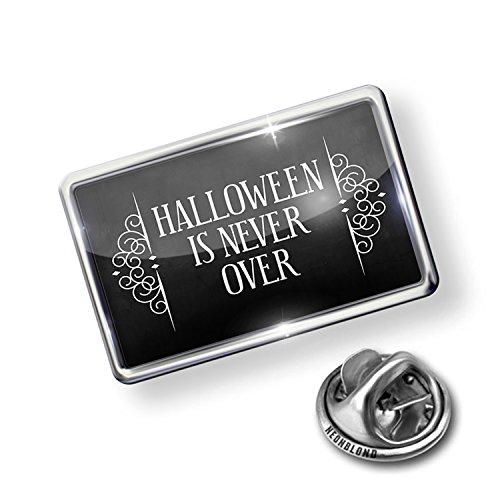 Pin Halloween is Never Over Halloween Haunting Flourish - NEONBLOND