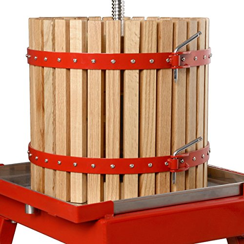 Country Estate Press w/Wood Basket (8 gallon) by Country Estate (Image #2)
