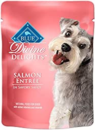 Blue Buffalo Blue Divine Small Breed Salmon Food, 24 by 3 oz.