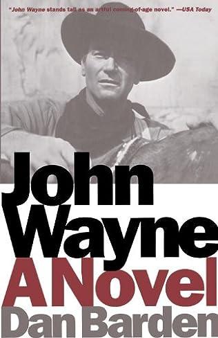 book cover of John Wayne