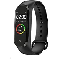 COBRA M3 Intelligence Bluetooth Smart Watch/Smart Bracelet/Health Band/Activity Tracker/Bracelet/Fitness Band/M3 Band/with Heart Rate Sensor Compatible for All Androids and iOS Phone/Tablet