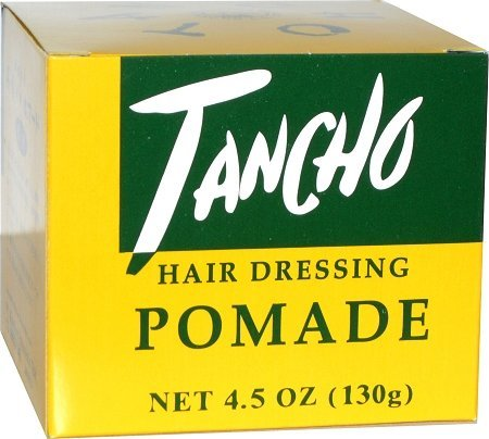 TANCHO POMADE HAIR DRESSING 4.5 oz / 130 g to groom unruly hair plus ()