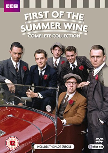 (First of the Summer Wine (Complete Collection) - 4-DVD Box Set ( First of the Summer Wine (Series One and Series Two) ) [ NON-USA FORMAT, PAL, Reg.0 Import - United Kingdom ])