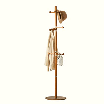 Amazon.com: Standing Entryway Coat Rack Coat Rack Hanger ...