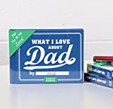 Knock Knock What I Love about Dad Fill In The Love Journal 画像6
