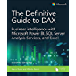 The Definitive Guide to DAX: Business intelligence for Microsoft Power BI, SQL Server Analysis Services, and Excel (Business Skills)