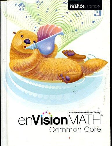 Envision Math Common Core Grade 3: Grant Wiggins: 9780328784035 ...