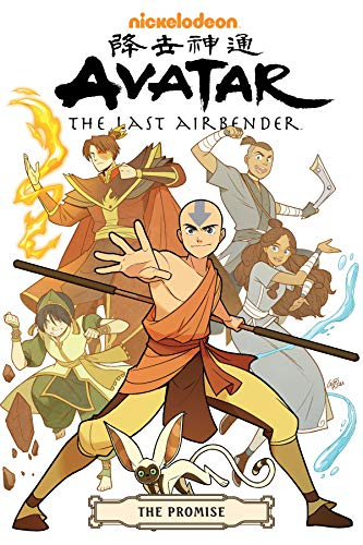 Avatar: The Last Airbender–The Promise Omnibus