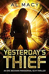 Yesterday's Thief by Al Macy ebook deal