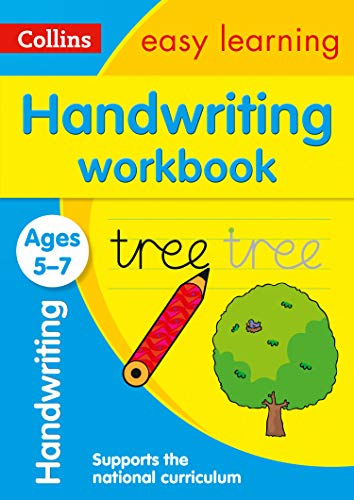 (Handwriting Workbook: Ages 5-7 (Collins Easy Learning KS1))