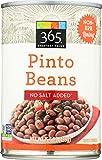 365 Everyday Value, Pinto Beans, No Salt Added, 15.5 oz
