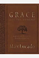 Grace for the Moment Large Deluxe: Inspirational Thoughts for Each Day of the Year Imitation Leather